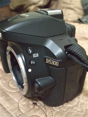 Nikon D5300 (body)