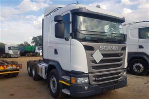 Reliable Truck Scania G460