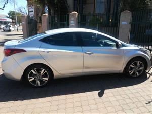 2014 Hyundai Elantra 1.8 GLS auto