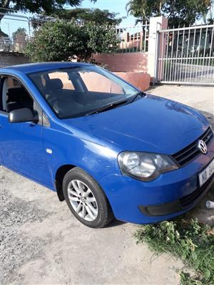 2011 VW Polo Vivo hatch 5-door POLO VIVO 1.4 COMFORTLINE (5DR)