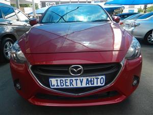 2017 Mazda Mazda2 1.5 Dynamic auto