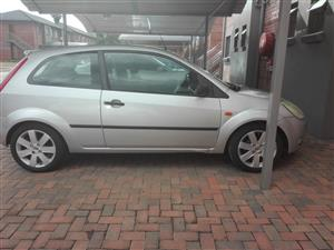 2004 Ford Fiesta 1.6 3 door Titanium