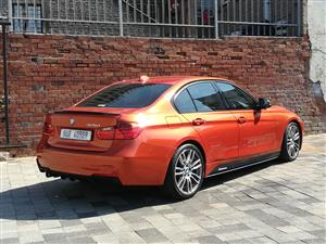 2014 BMW 3 Series 320d 3 40 Year Edition sports auto