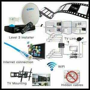 QUICK & RELIABLE / DSTV & DISH  Installers / Repairs / Upgrades & Re-Locations Call Now!!!