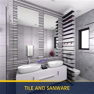 Tile and Sanitary ware