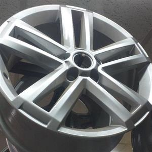 Amarok wheel