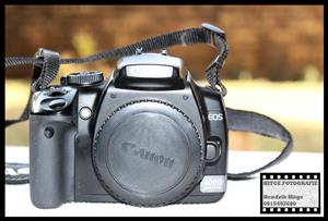 Canon EOS 400D - Body Only