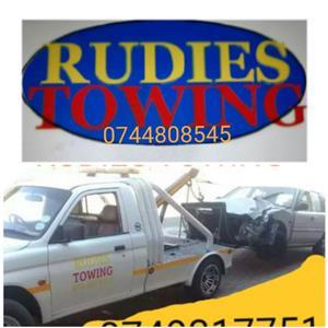 RUDIES TOWING