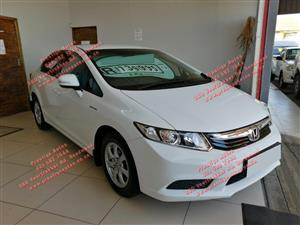 2013 Honda Civic sedan 1.6 Comfort auto