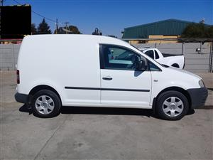 2007 VW Caddy panel van CADDY 1.6i (81KW) F/C P/V