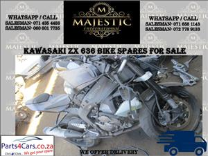Kawasaki ZX 636 spares for sale