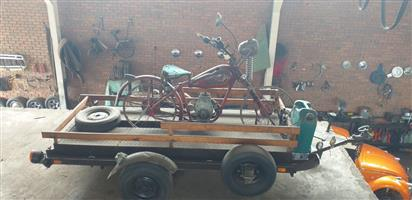 RAT ROD TRAILER