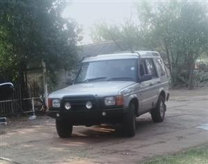 2002 Land Rover Discovery DISCOVERY 2.0 S