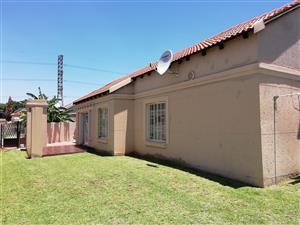 3 Bedroom House in Secure estate