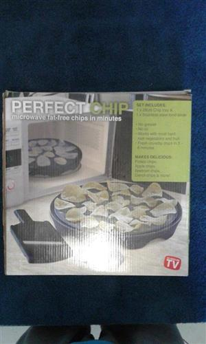 Perfect microwave chips maker