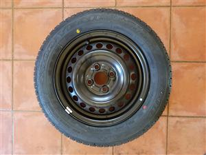 Honda Brio Spare Wheel (BRAND NEW)