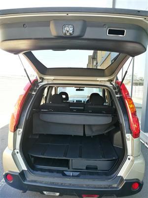 2009 Nissan X-Trail 2.5 4x4 LE