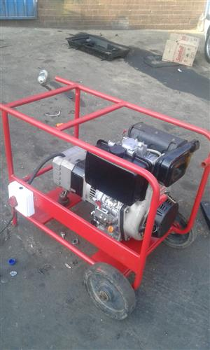 Generator Maintenance with SD Powertools Contact us Today 0717985840