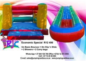 New Jumping Castles on Sale