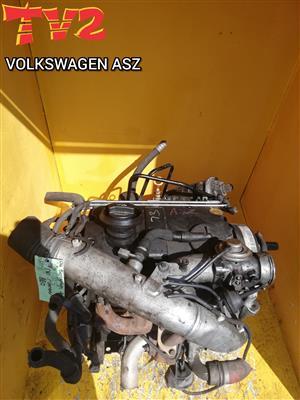 VOLKSWAGEN- ASZ ENGINE FOR SALE