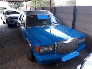 1985 Mercedes Benz 280SE