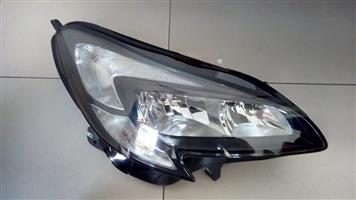 Opel Corsa E 2014/18 BRAND NEW HEADLIGHTS FOR SALE R2950 Each