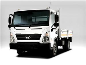 NEW 2019 Hyundai EX8 Mighty 4 ton Truck