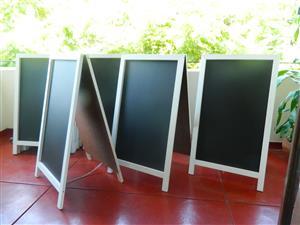 A-Framed Chalkboards&Blackboards R450 Print Options