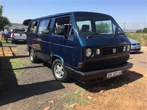 1999 VW Kombi 1.9TDI SWB