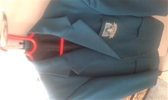 Hoërskool Garsfontein skoolbaadjie
