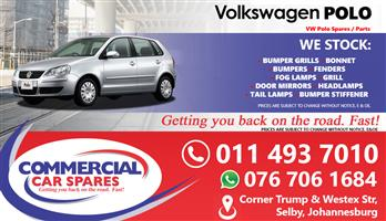 VW Polo 06- Parts for sale