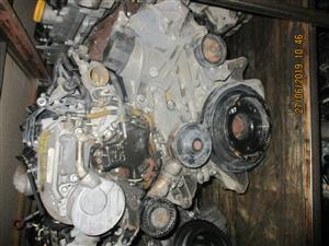 MERCEDES BENZ 612 ENGINE FOR SALE