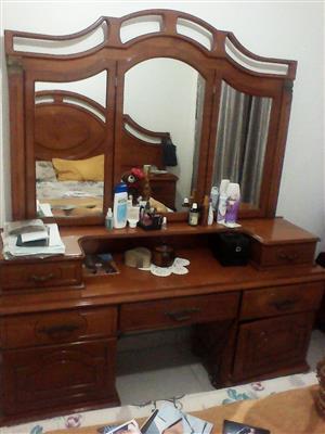 Solid Cherrywood Bedroom Suite for Sale