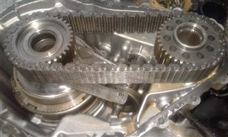 Chevrolet Gearbox Repair Specialist in Midrand