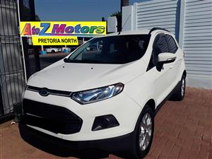 2015 Ford EcoSport 1.5TDCi Trend
