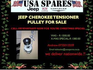JEEP GRAND CHEROKEE TENSIONER PULLEY FOR SALE !!