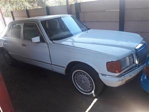 1990 Mercedes Benz 280SE