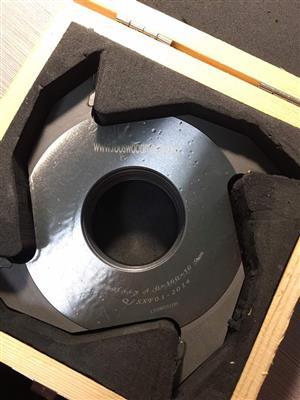 Finger Joint Cutters, Full Set, 10x4mm