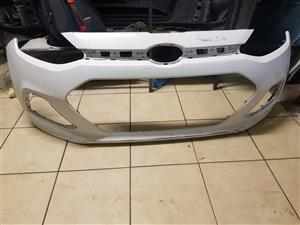 HYUNDAI i10 grand front bumper FOR SALE