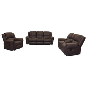 3 PIECE SUNRISE RECLINER LOUNGE SUITE  BRAND NEW !!!!! FOR ONLY R19 999