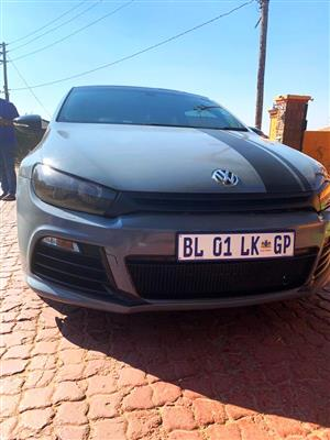 2013 VW Scirocco 1.4TSI Highline