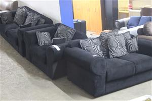 3 Piece lounge suite S037179B #Rosettenvillepawnshop