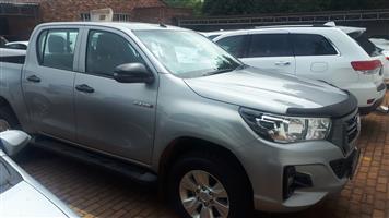 2018 Toyota Hilux double cab HILUX 2.4 GD 6 SRX P/U D/C 4X4 A/T