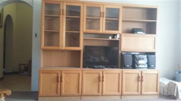 Oak Wall Units for Sale