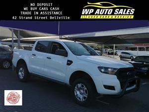 2016 Ford Ranger 2.2 double cab Hi Rider XL auto