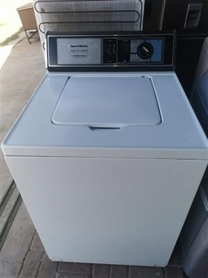 7.5 kg speedqueen washing machine