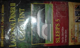 5Sleeper tent for sale