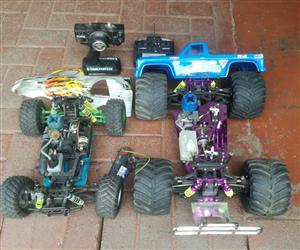 2 RC Petrol Radar Trucks 2.