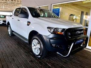 2017 Ford Ranger 2.2TDCi XL PLUS 4X4 Double Cab Bakkie for sale in