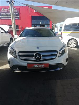 2014 Mercedes Benz GLA 220CDI 4Matic
